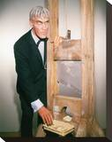 Ted Cassidy, The Addams Family (1964) Stretched Canvas Print