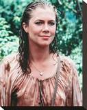 Kathleen Turner, Romancing the Stone (1984) Stretched Canvas Print