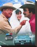 Smokey and the Bandit (1977) Stretched Canvas Print