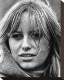 Susan George, Straw Dogs (1971) Stretched Canvas Print