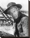 Lee Marvin, Cat Ballou (1965) Stretched Canvas Print