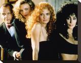 The Witches of Eastwick (1987) Stretched Canvas Print