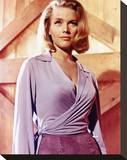 Honor Blackman, Goldfinger (1964) Stretched Canvas Print