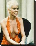 Joey Heatherton, The Happy Hooker Goes to Washington (1977) Stretched Canvas Print