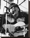 José Feliciano Stretched Canvas Print