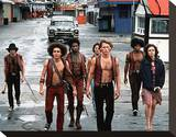 Michael Beck, The Warriors (1979) Stretched Canvas Print
