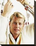 Troy Donahue Stretched Canvas Print
