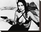 Barbara Bach, The Spy Who Loved Me (1977) Stretched Canvas Print