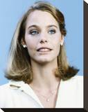 Susan Dey Stretched Canvas Print