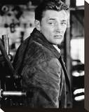 Robert Mitchum, Out of the Past (1947) Stretched Canvas Print