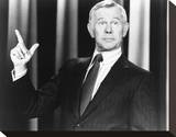 Johnny Carson, The Tonight Show Starring Johnny Carson (1962) Stretched Canvas Print