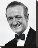 David Niven, Bedtime Story (1964) Stretched Canvas Print