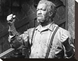 Redd Foxx, Sanford and Son (1972) Stretched Canvas Print