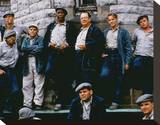 The Shawshank Redemption (1994) Stretched Canvas Print