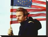 Kevin Costner, Dances with Wolves (1990) Stretched Canvas Print