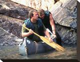 Deliverance (1972) Stretched Canvas Print
