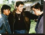 The Outsiders Stretched Canvas Print