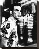 Montgomery Clift, From Here to Eternity (1953) Stretched Canvas Print