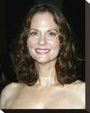 Lesley Ann Warren Stretched Canvas Print