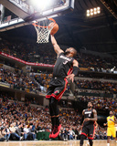 Mar 26, 2014, Miami Heat vs Indiana Pacers - Dwayne Wade Photographic Print by Nathaniel S. Butler