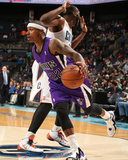 Dec 14, 2013, Sacramento Kings vs Charlotte Bobcats - Isaiah Thomas Photographic Print by Brock Williams-Smith