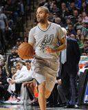 Dec 25, 2013, Houston Rockets vs San Antonio Spurs - Tony Parker Photo by D. Clarke Evans