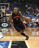 Apr 5, 2013, Toronto Raptors vs Minnesota Timberwolves - Kyle Lowry Photographic Print by Jordan Johnson
