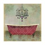 Boudoir Bath II Prints by Sloane Addison