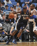 Feb 12, 2014, Memphis Grizzlies vs Orlando Magic - Zach Randolph Photo by Fernando Medina
