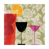 Cocktail II Print by Andrew Michaels