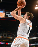 Mar 4, 2014, Los Angeles Clippers vs Phoenix Suns - Goran Dragic Photographic Print by Barry Gossage