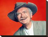 Buddy Ebsen, The Beverly Hillbillies (1962) Stretched Canvas Print