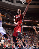Jan 17, 2014, Miami Heat vs Philadelphia 76ers - Chris Bosh Photo by Jesse D. Garrabrant