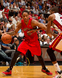 Mar 31 2014, Toronto Raptors vs Miami Heat - DeMar DeRozan Photographic Print by Issac Baldizon