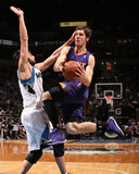 Mar 23, 2014, Phoenix Suns vs Minnesota Timberwolves - Goran Dragic Photographic Print by Jordan Johnson