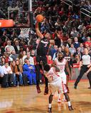 Mar 4, 2014, Miami Heat vs Houston Rockets - Dwayne Wade Foto af Jesse D. Garrabrant