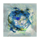 Watercolour Abstract III Posters by Anna Polanski