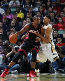 Mar 22, 2014, Miami Heat vs New Orleans Pelicans - Chris Bosh Photo by Layne Murdoch