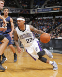 Mar 3, 2014, New Orleans Pelicans vs Sacramento Kings - Isaiah Thomas Photographic Print by Rocky Widner