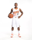 Sep 30, 2013, Phoenix Suns Media Day - Eric Bledsoe Photographic Print by Barry Gossage