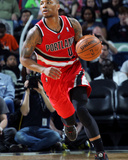 Mar 14, 2014, Portland Trailblazers vs New Orleans Pelicans - Damian Lillard Photographic Print by Layne Murdoch