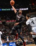 Mar 6, 2014, Miami Heat vs San Antonio Spurs - Dwayne Wade Photo by Jesse D. Garrabrant