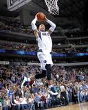 Feb 28, 2014, Chicago Bulls vs Dallas Mavericks - Monta Ellis Photographic Print by Glenn James