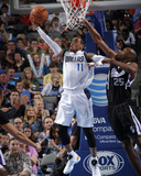 Mar 29, 2014, Sacramento Kings vs Dallas Mavericks - Monta Ellis Photographic Print by Glenn James