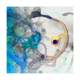 Watercolour Abstract II Prints by Anna Polanski