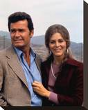 The Rockford Files (1974) Stretched Canvas Print