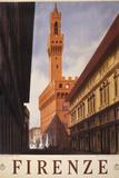 Firenze Giclee Print