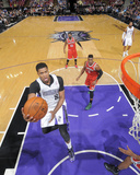 Mar 23, 2014, Milwaukee Bucks vs Sacramento Kings - Rudy Gay Photographic Print by Rocky Widner