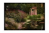 Gazebo on the Pond Prints by Kevin Calaguiro