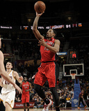 Feb 25, 2014, Toronto Raptors vs Cleveland Cavaliers - DeMar DeRozan Photographic Print by David Liam Kyle